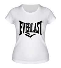 Женская футболка Everlast