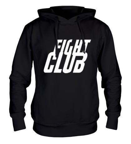 Толстовка с капюшоном Fight Club
