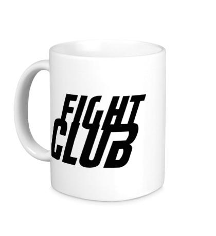 Керамическая кружка Fight Club