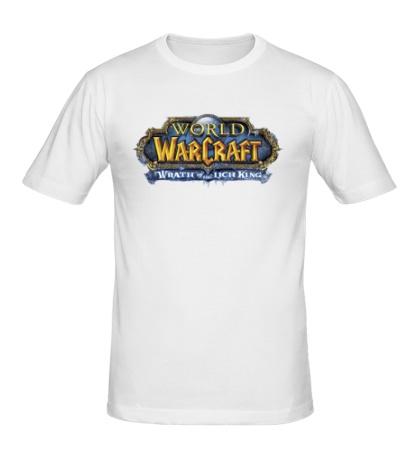 Мужская футболка Wow: Wrath of the Lich King