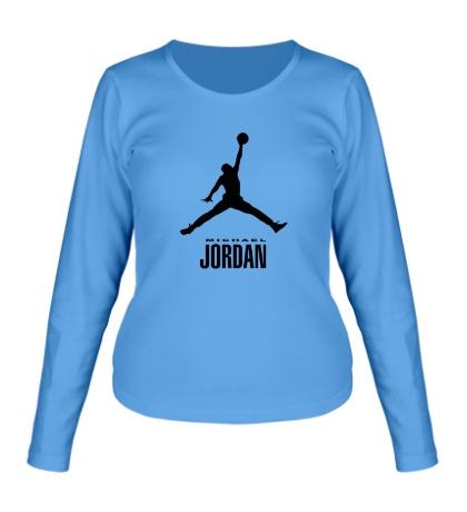 Женский лонгслив Jordan Basketball