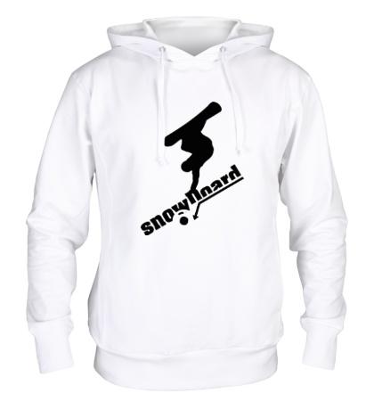 Толстовка с капюшоном Snowboard Style