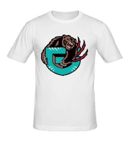 Мужская футболка Memphis Grizzlies
