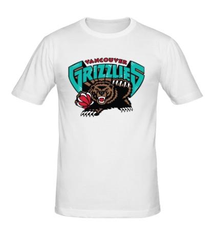 Мужская футболка Vancouver Grizzlies