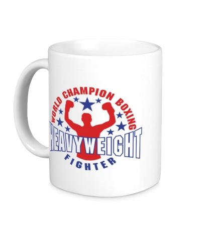 Керамическая кружка World Champion Boxing