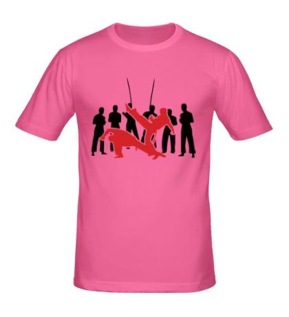 Мужская футболка Capoeira Style