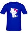 Мужская футболка «Kitty-котенок» - Фото 1