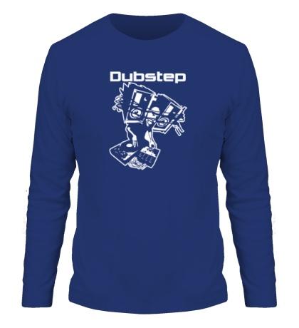 Мужской лонгслив Dubstep Music