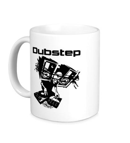 Керамическая кружка Dubstep Music