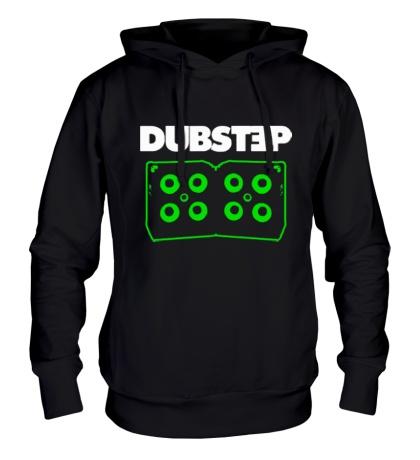 Толстовка с капюшоном Dubstep Monster Bass