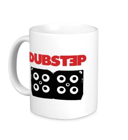 Керамическая кружка Dubstep Monster Bass