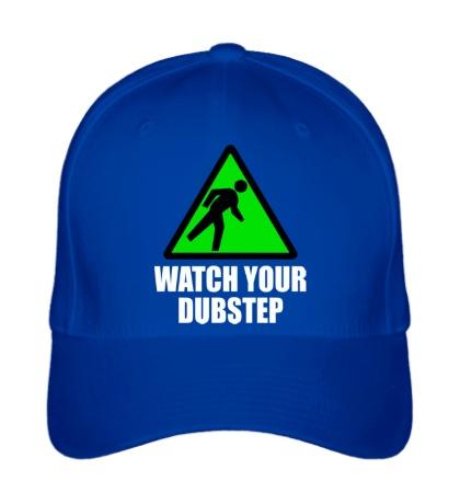 Бейсболка Warning Dubstep