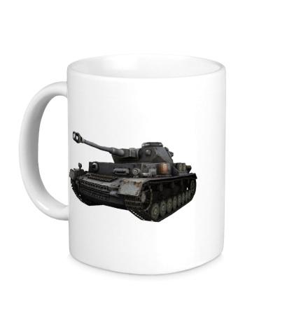 Керамическая кружка Sd.Kfz. 161 Panzer IV
