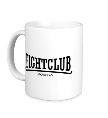 Керамическая кружка Fightclub Moscow