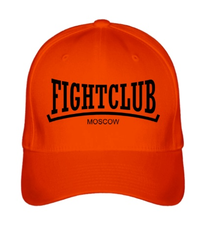 Бейсболка Fightclub Moscow
