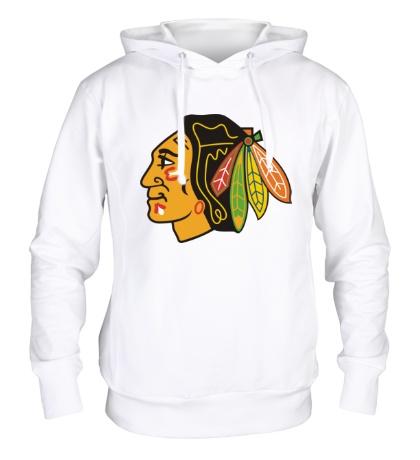 Толстовка с капюшоном HC Chicago Blackhawks