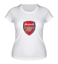 Женская футболка FC Arsenal