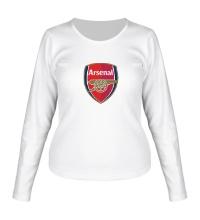 Женский лонгслив FC Arsenal