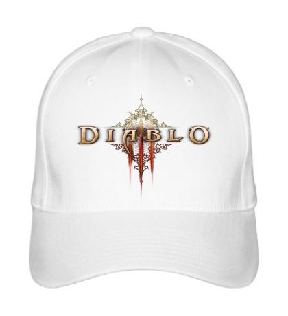 Бейсболка Diablo III Logo