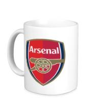 Керамическая кружка FC Arsenal