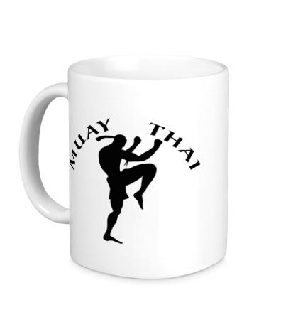 Керамическая кружка Art of Muay Thai