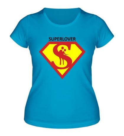 Женская футболка Superlover
