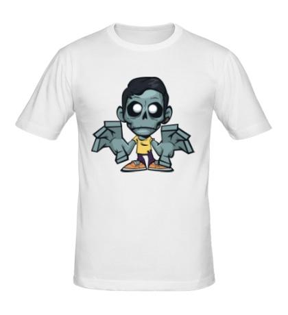 Мужская футболка Zomboy Zombie