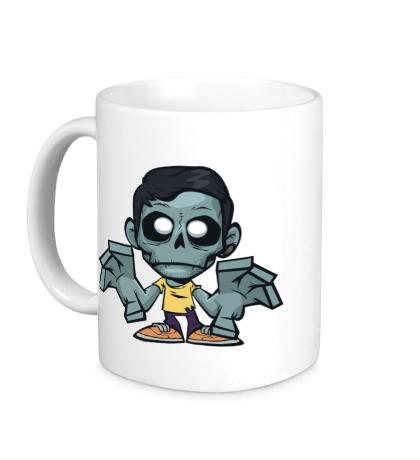 Керамическая кружка Zomboy Zombie