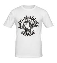 Мужская футболка Anti Nowhere League