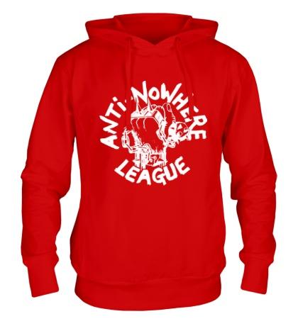 Толстовка с капюшоном Anti Nowhere League