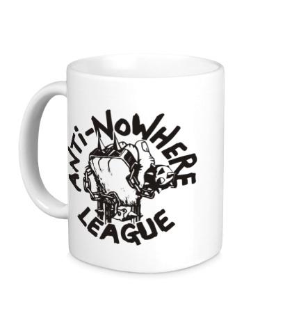 Керамическая кружка Anti Nowhere League