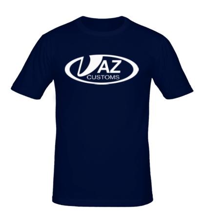 Мужская футболка «VAZ Customs»