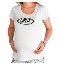 Футболка для беременной VAZ Customs