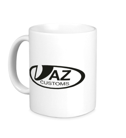 Керамическая кружка VAZ Customs
