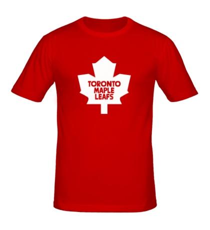 Мужская футболка Toronto Maple Leafs