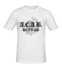 Мужская футболка A.C.A.B Ultras
