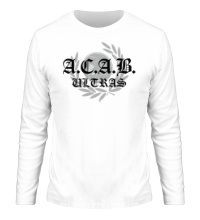 Мужской лонгслив A.C.A.B Ultras