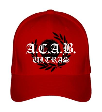Бейсболка «A.C.A.B Ultras»