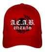 Бейсболка «A.C.A.B Ultras» - Фото 1