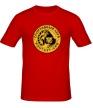 Мужская футболка «Контакт-сиб клуб» - Фото 1