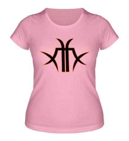 Женская футболка «The Matrix»
