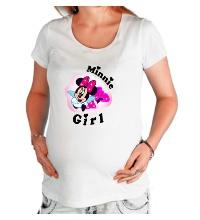 Футболка для беременной Minnie Girl