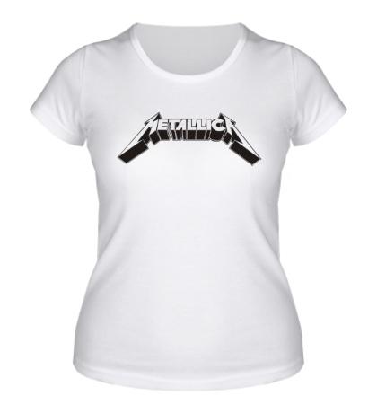 Женская футболка Metallica Forever