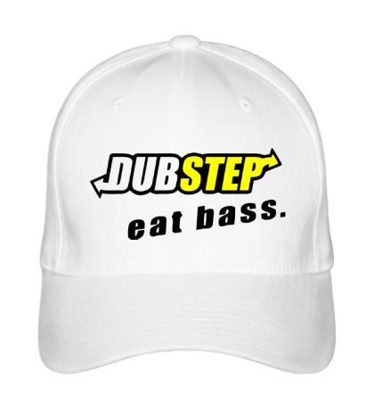 Бейсболка Dubstep Eat Bass