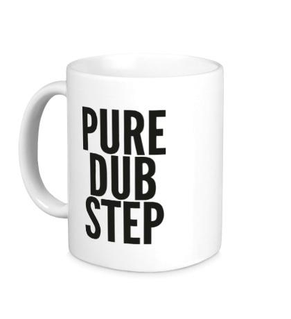 Керамическая кружка Pure dubstep