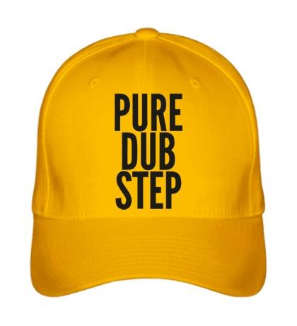 Бейсболка Pure dubstep