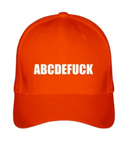 Бейсболка ABCDEFUCK