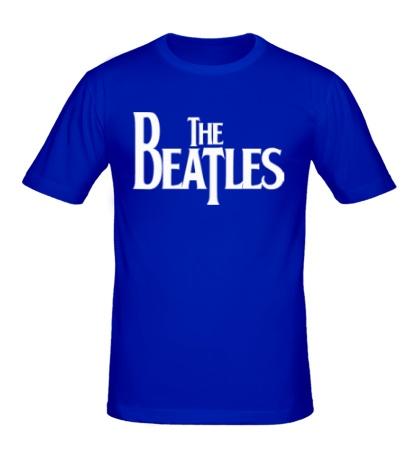 Мужская футболка The Beatles Logo