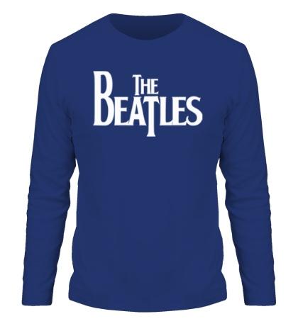 Мужской лонгслив The Beatles Logo