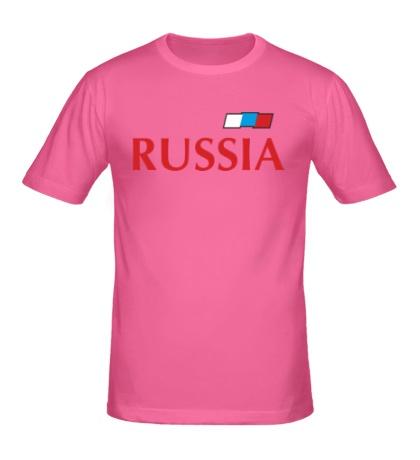 Мужская футболка Сборная России по футболу